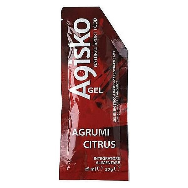 Agisko Energy Gel (Citrus) - Gel enegretyczny 37 ml